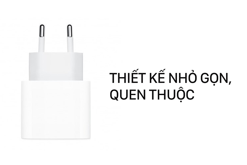 Adapter Sạc Type-C 18W Apple